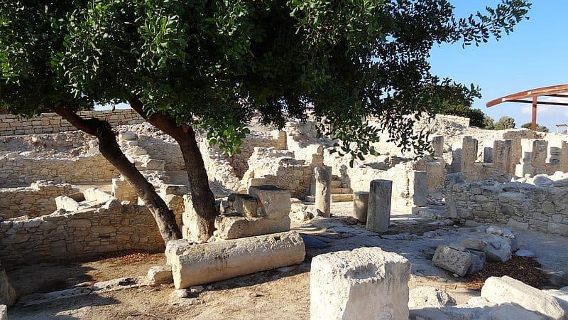 Kourion - Römisches Haus