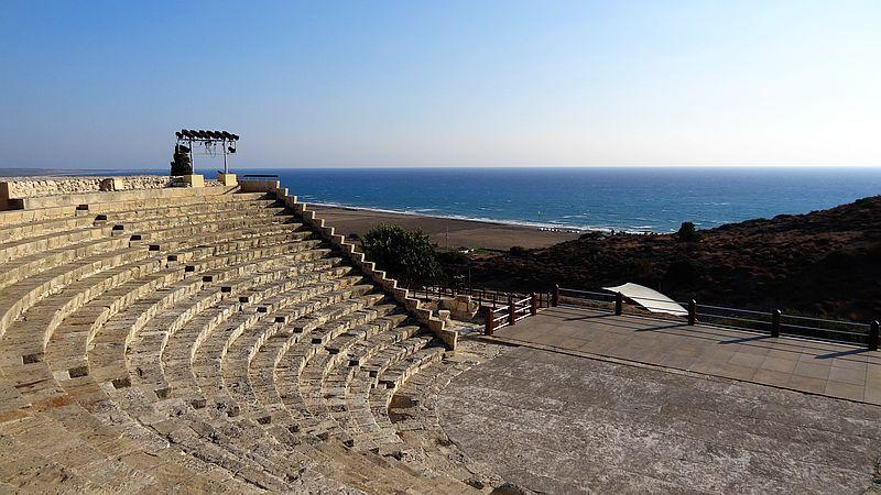 Kourion - Amphitheater