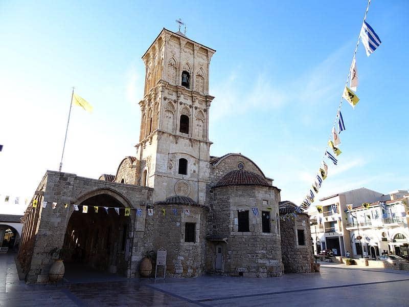 Larnaca - Lazarus-Kirche