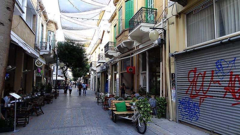 Nikosia - Lidras Street
