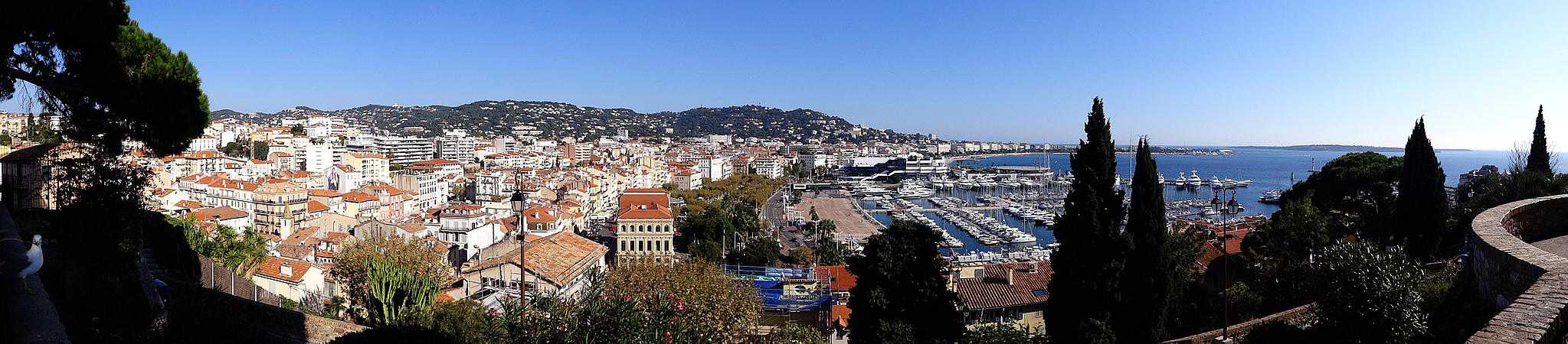 Cannes - Panorama