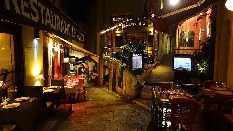 Cannes - Petite Rue Saint Antoine