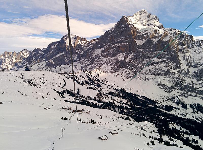 Grindelwald - Firstflieger
