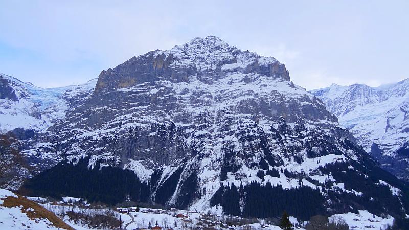 Grindelwald - Schreckhorn