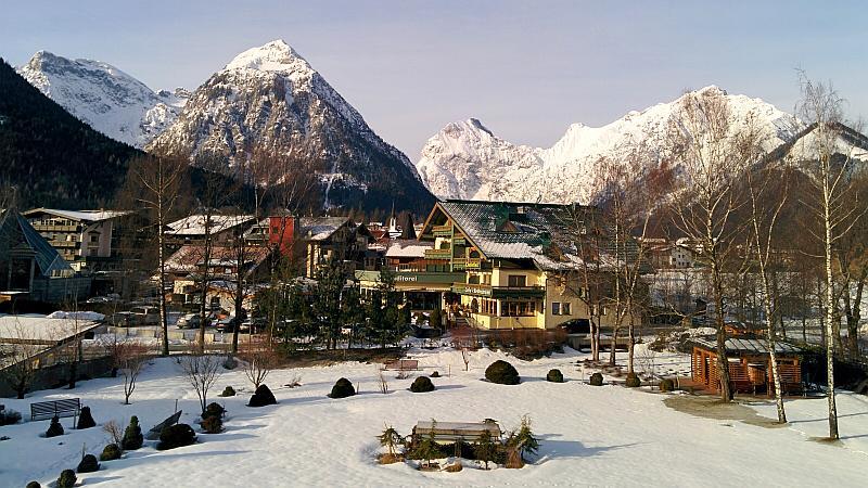 Pertisau - Bergblick