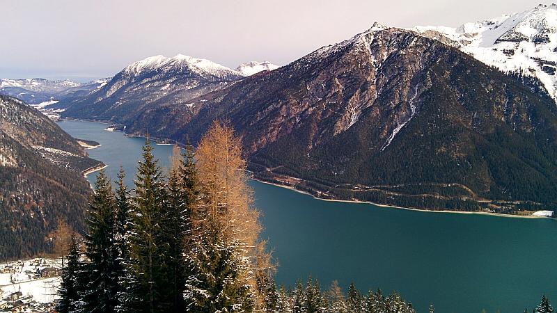 Achensee - Seeblick