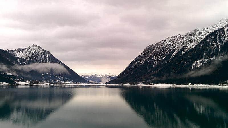 Achensee - Seespitze