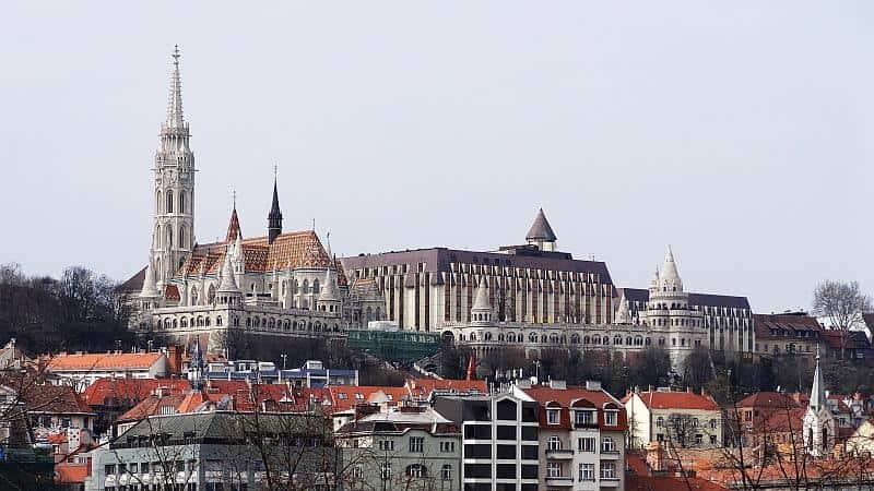 Blick auf den Burgberg