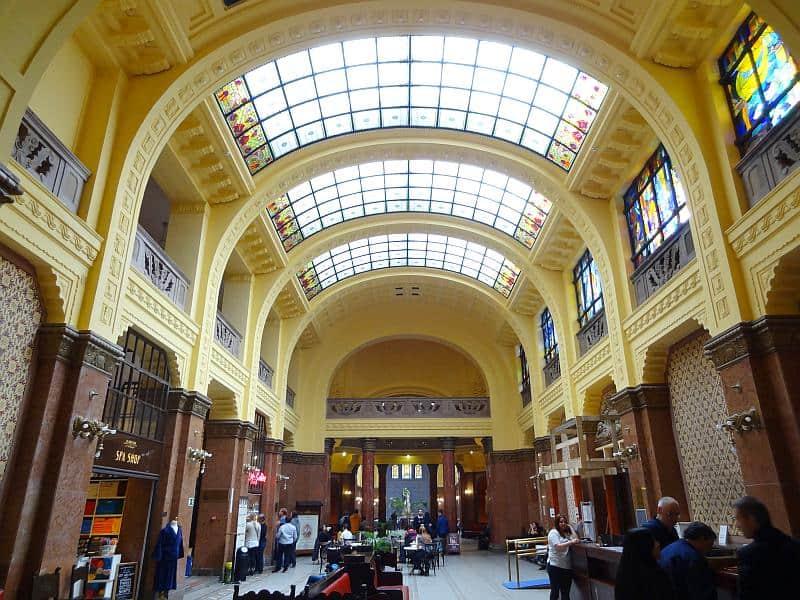 Gellérttherme in Budapest