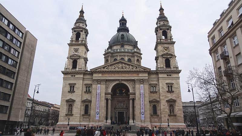 Die St.-Stephans-Basilika