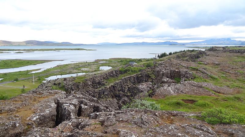 Thingvallavatn in Island, Schöne Reiseziele