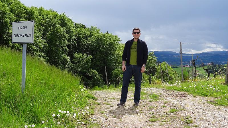 Grenze Österreich-Slowenien