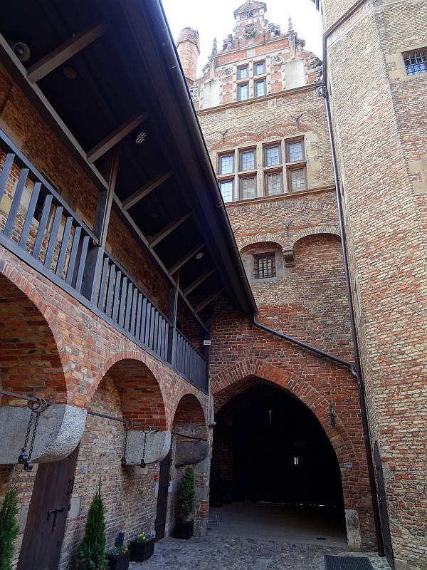 Gefängnisturm/Bernsteinmuseum