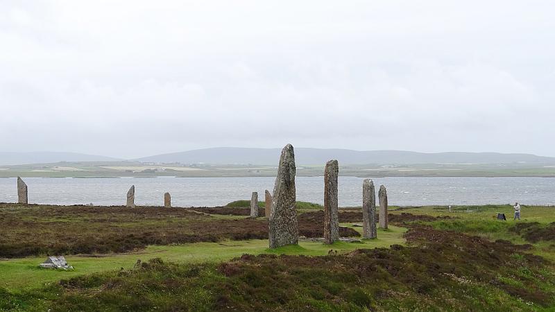 Orkney Islands - Ring of Brodgar