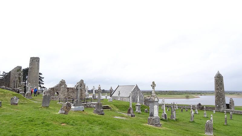 Blick in Richtung des River Shannon