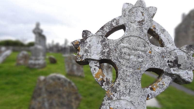 Hochkreuze in Clonmacnoise