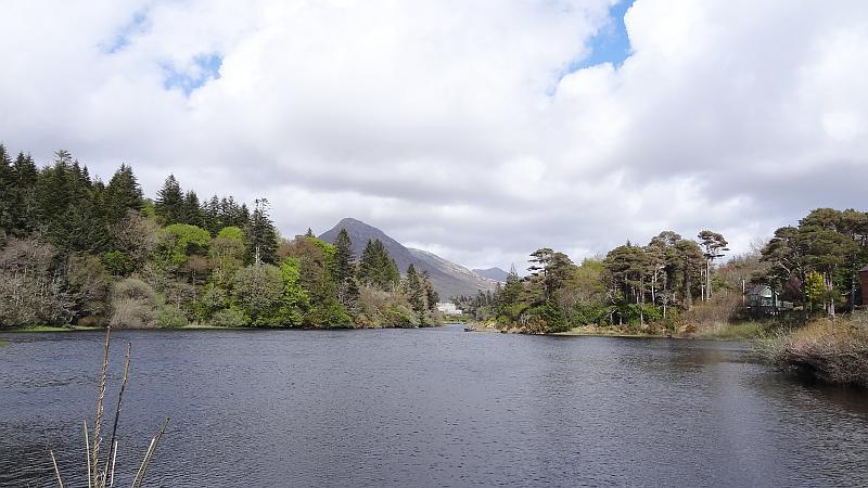 Ballynahinch Castle in Connemara