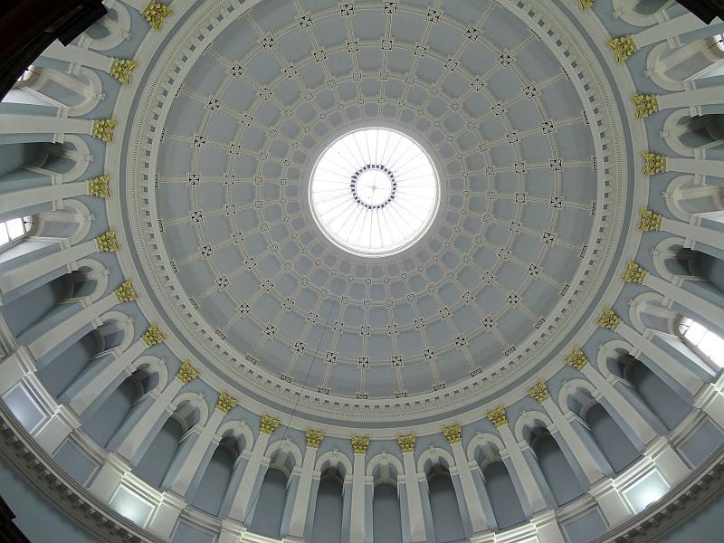 Eingangshalle des National Museum