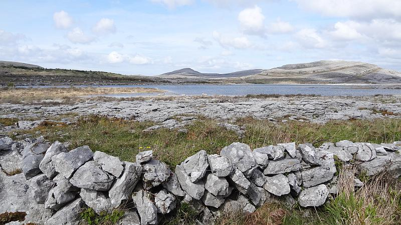 See im Burren National Park