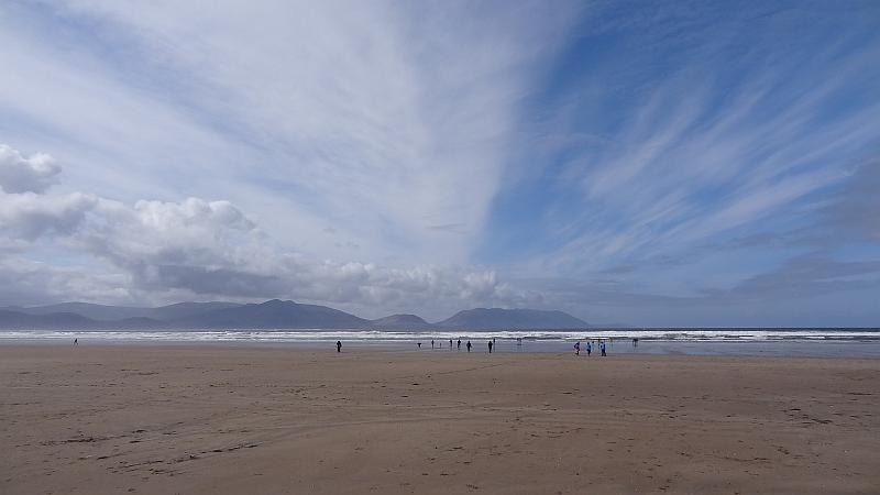 Inch Beach auf der Dingle-Halbinsel