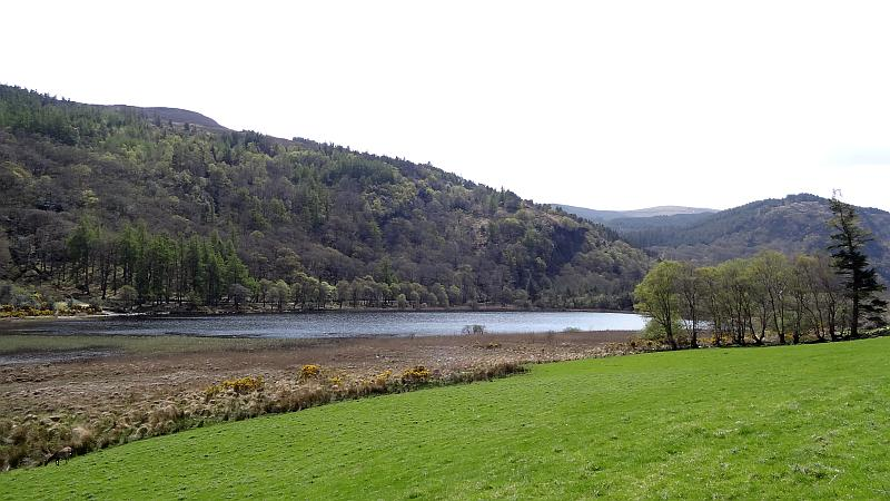 Lower Lake in Glendalough