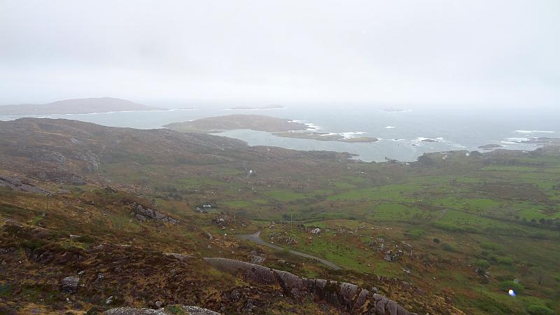 Ring of Kerry - Aussicht