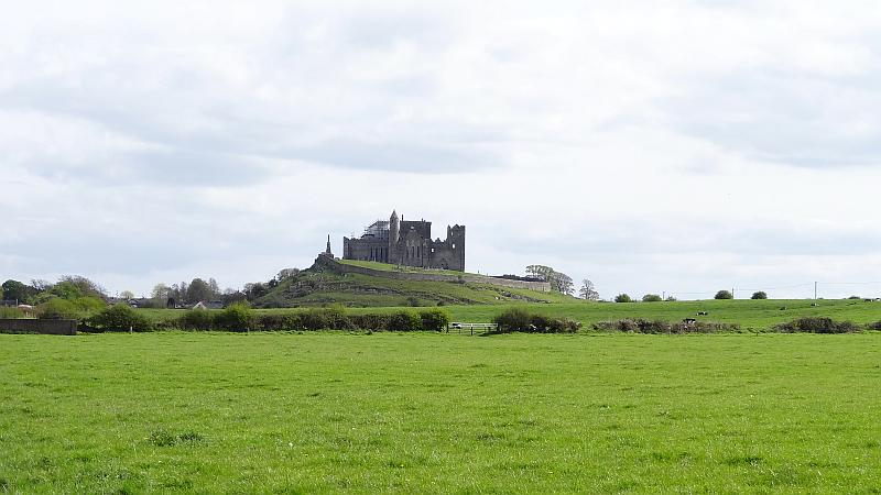 Rock of Cashel - Panorama