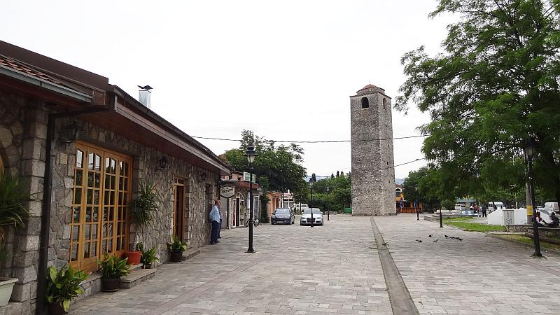Sahat Kula in Podgorica
