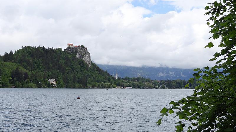 Bleder Burg und Bled
