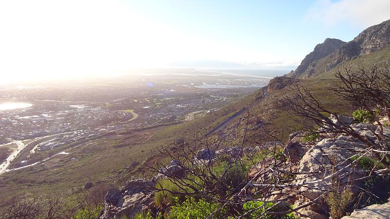 Aussicht vom Ou Kaapse Weg