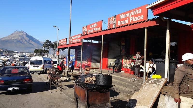 Food Court in Kayamandi