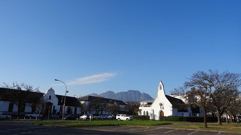 Die Braak in Stellenbosch