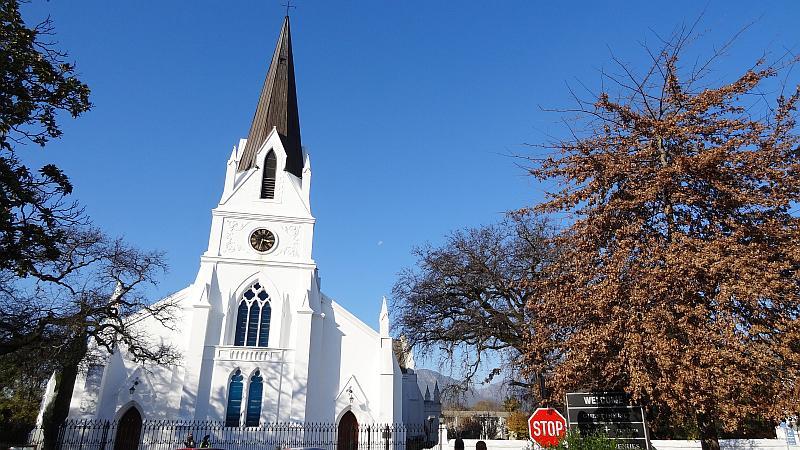 Moederkerk in Stellenbosch