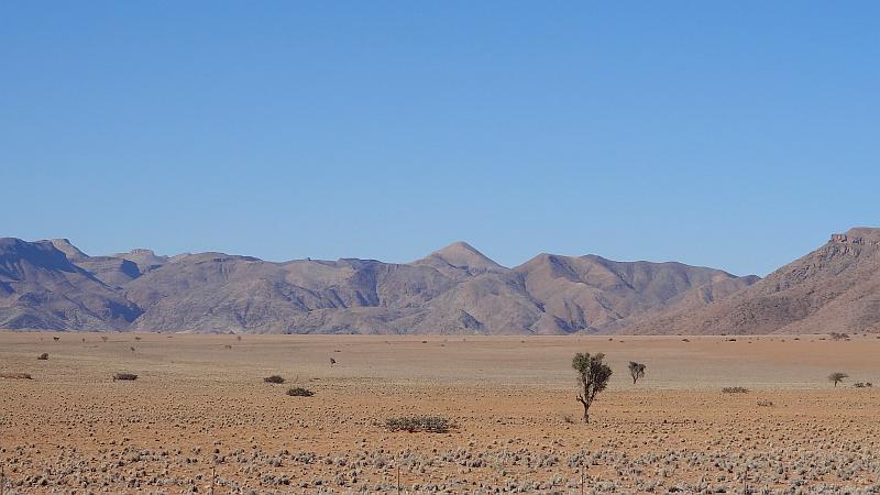Landschaft in Hardap