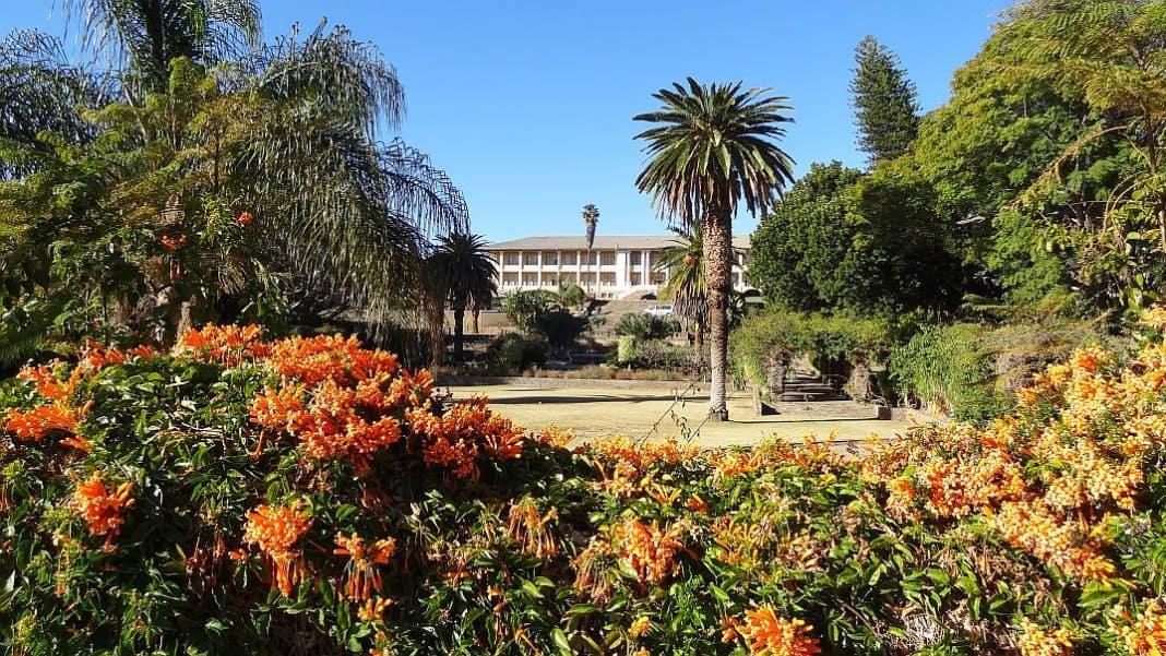 Tintenpalast in Windhoek