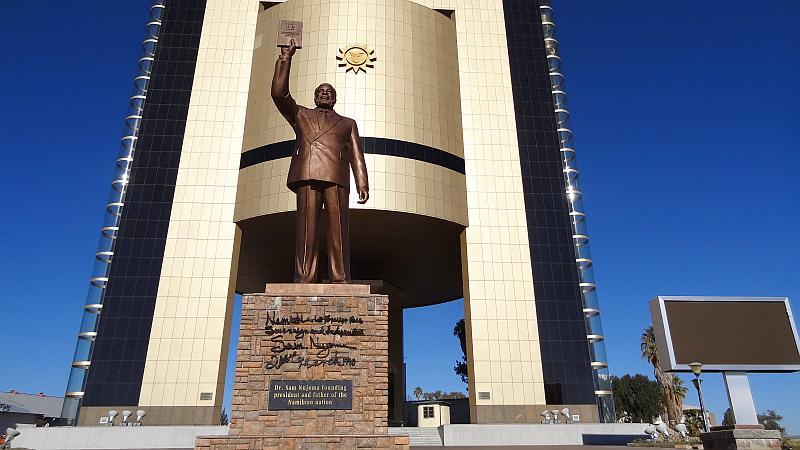 Unabhängigkeitsmuseum in Windhoek