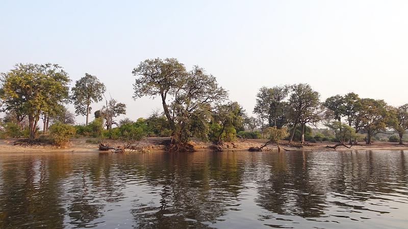 Landschaft im Chobe-Nationalpark