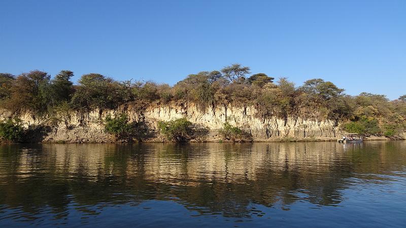 Landschaft Okavango