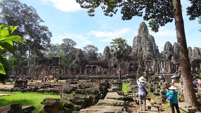 Liebster Award - Angkor-Tempel