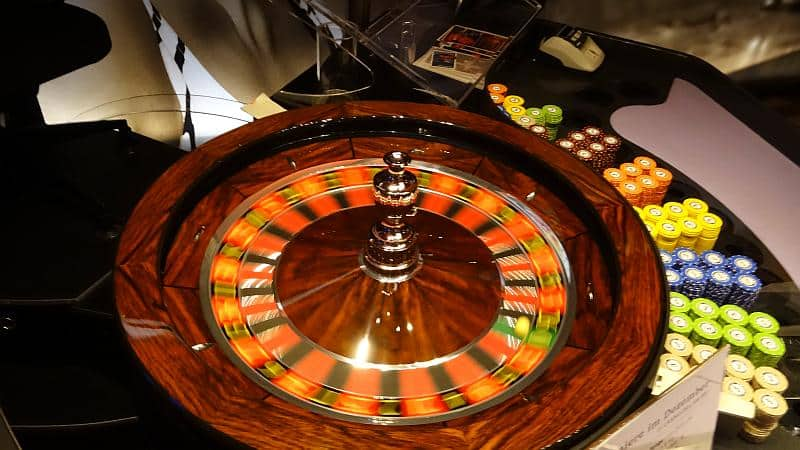 Verlängertes Wochenende in Zell am See - Roulettekessel im Casino in Zell am See