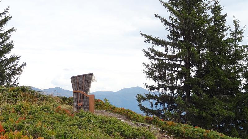 Verlängertes Wochenende in Zell am See - Wanderpause