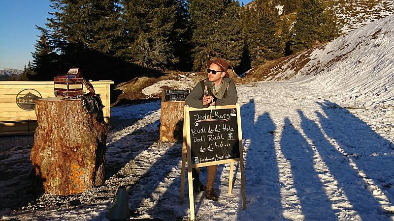 Verlängertes Wochenende in Zell am See - Jodelkurs