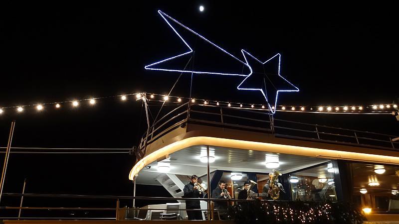Verlängertes Wochenende in Zell am See - Sternenschifffahrt Musiker