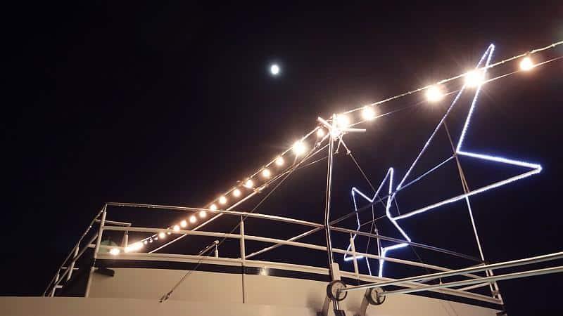 Verlängertes Wochenende in Zell am See - Sternenschiffahrt