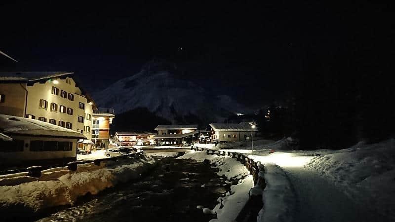 Uferpromenade Lech - Ski Arlberg