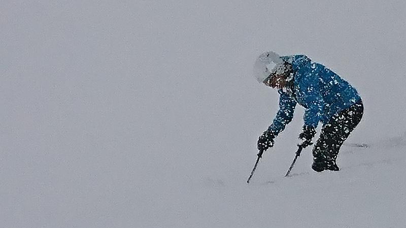 Gefangen im Schnee - Ski Arlberg