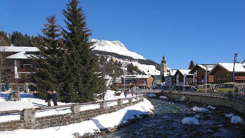 Ortszentrum Lech - Ski Arlberg