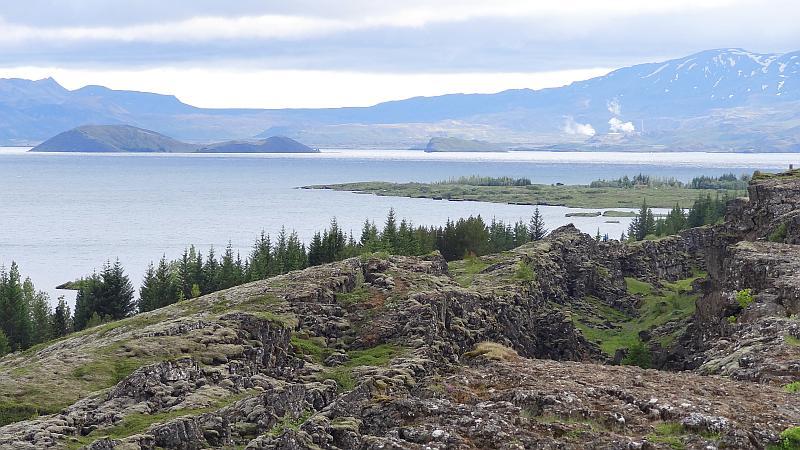 Thingvallavatn, Island, Schöne Reiseziele