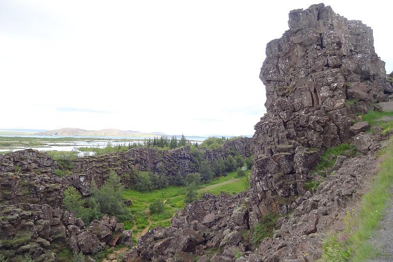 Wanderweg Thingvallavatn, Schöne Reiseziele