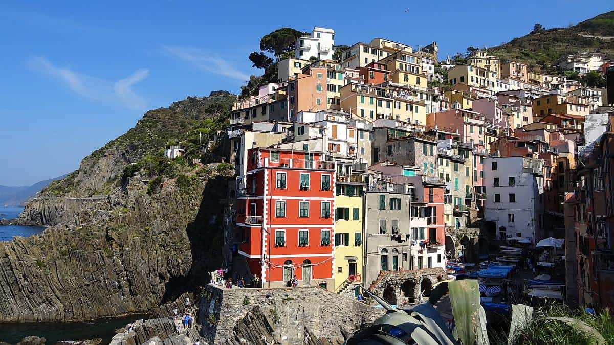 Riomaggiore - Cinque Terre an einem Tag